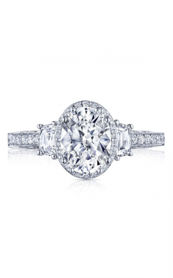 Tacori Dantela Engagement Ring 2663OV85X65PK product image