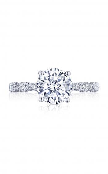 Tacori Petite Crescent Engagement ring HT2559RD8 product image