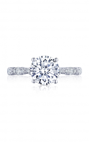 Tacori Petite Crescent Engagement ring HT2559RD8 product image