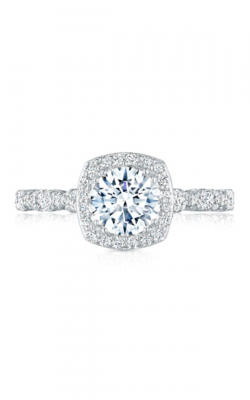 Tacori Petite Crescent Engagement ring HT2560CU65W product image