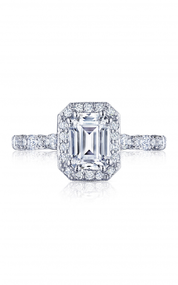 Tacori Petite Crescent Engagement ring HT2560EC75X55Y product image