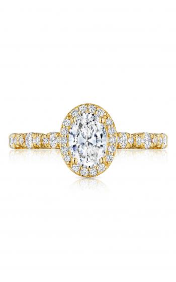 Tacori Petite Crescent Engagement ring HT2560OV7X5Y product image