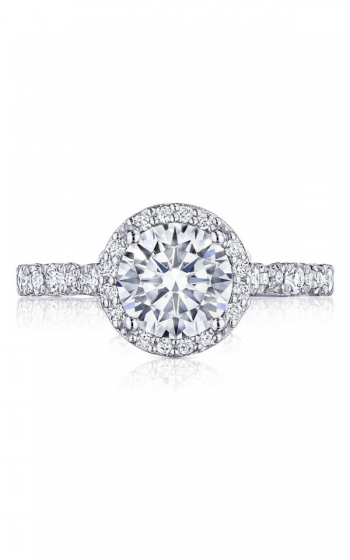 Tacori Petite Crescent Engagement ring HT2560RD75Y product image