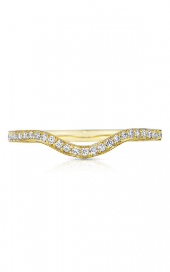 Tacori Sculpted Crescent Wedding band 2664B12Y product image