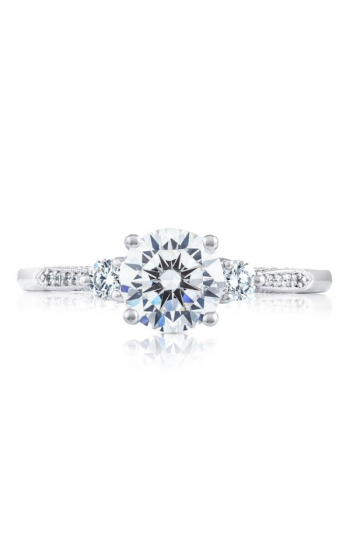Tacori Simply Tacori Engagement ring 2657RD65PK product image