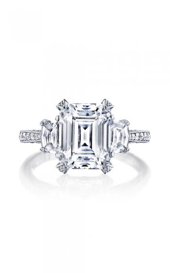 Tacori RoyalT Engagement ring HT2656EC10X8 product image