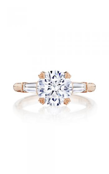 Tacori RoyalT Engagement ring HT2657RD85PK product image
