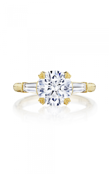 Tacori RoyalT Engagement ring HT2657RD85Y product image