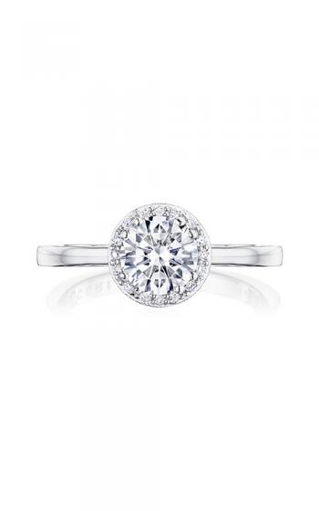 Tacori Coastal Crescent Engagement ring P101RD65FW product image