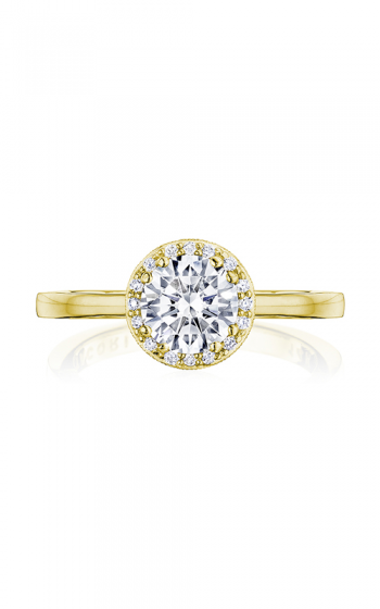 Tacori Coastal Crescent Engagement ring P101RD65FY product image