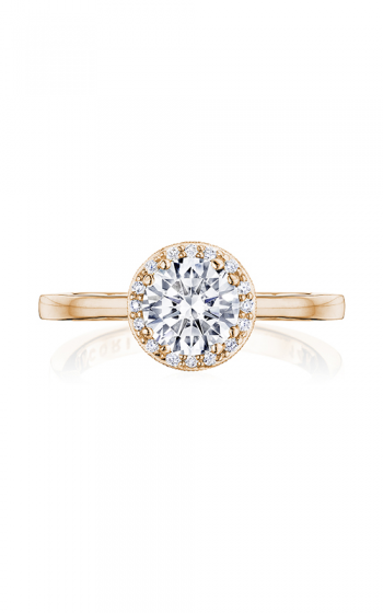 Tacori Coastal Crescent Engagement ring P101RD65FPK product image