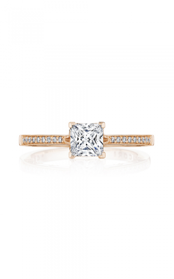 Tacori Coastal Crescent Engagement ring P102PR5FPK product image