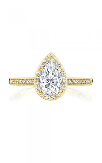 Tacori Coastal Crescent Engagement ring P103PS85X55FY product image