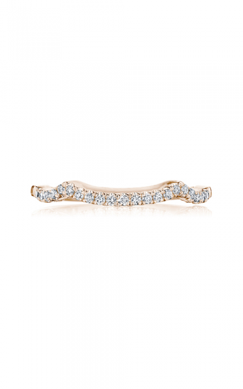 Tacori Coastal Crescent Wedding band P105BFPK product image
