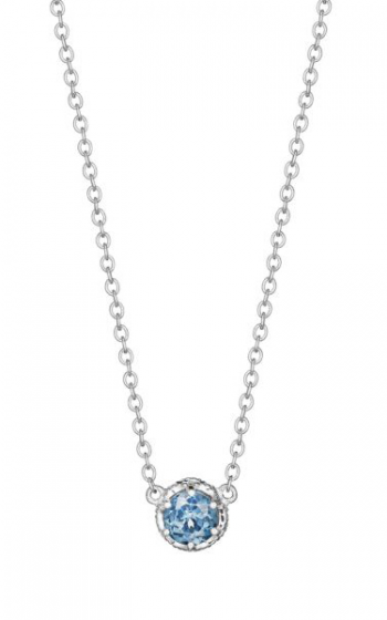 Tacori Crescent Crown Necklace SN23633 product image