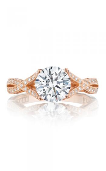 Tacori Ribbon Engagement ring 2565MDRD75W product image