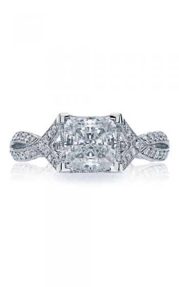Tacori Ribbon Engagement ring 2565SMRD65W product image
