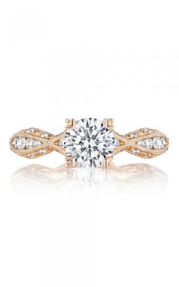 Tacori Classic Crescent Engagement ring 2578PR5512PK product image