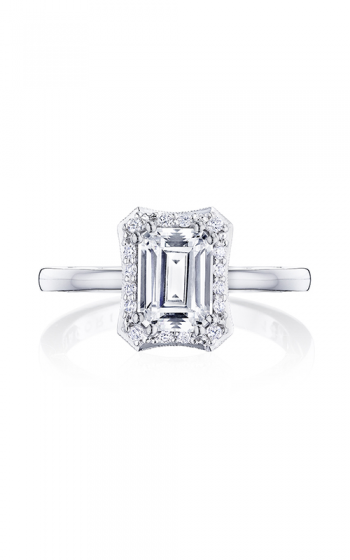 Tacori Coastal Crescent Engagement ring P101EC75X55FY product image