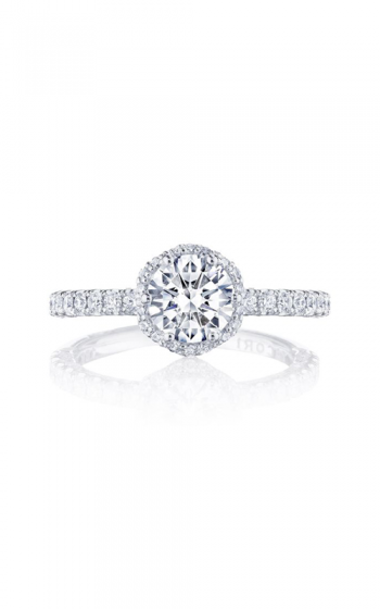 Tacori Petite Crescent Engagement ring HT2572RD65W product image
