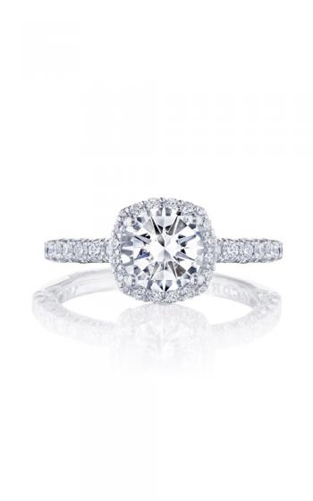 Tacori Petite Crescent Engagement ring HT2572CU65PK product image