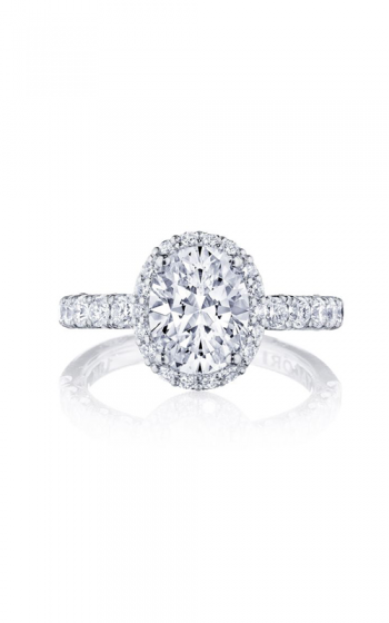 Tacori Petite Crescent Engagement ring HT257225OV9X7Y product image