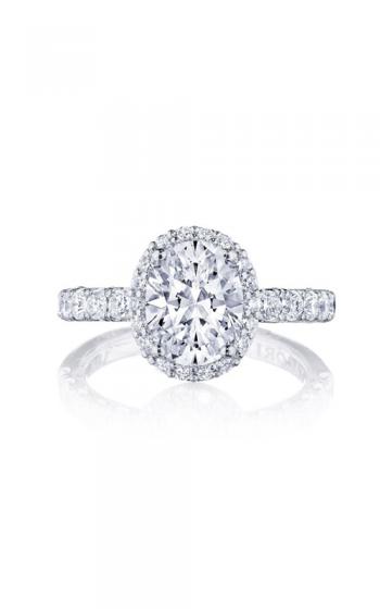 Tacori Petite Crescent Engagement ring HT257225OV9X7PK product image