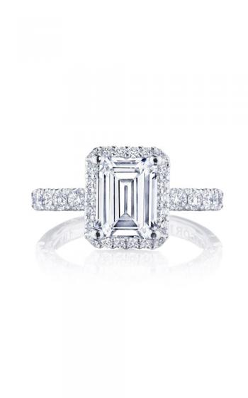 Tacori Petite Crescent Engagement ring HT257225EC85X65Y product image