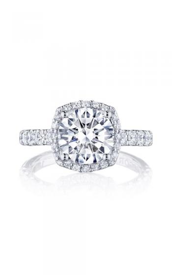 Tacori Petite Crescent Engagement ring HT257225CU85W product image