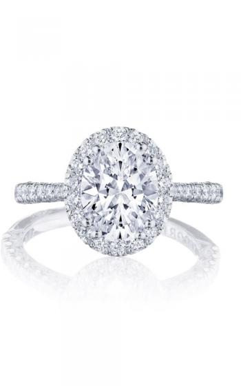 Tacori Petite Crescent Engagement ring HT2571OV9X7W product image