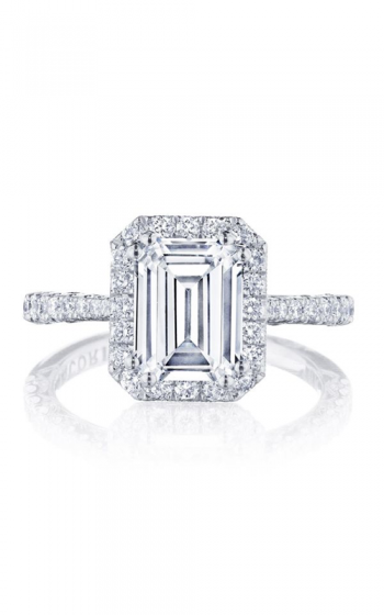 Tacori Petite Crescent Engagement ring HT2571EC85X65Y product image