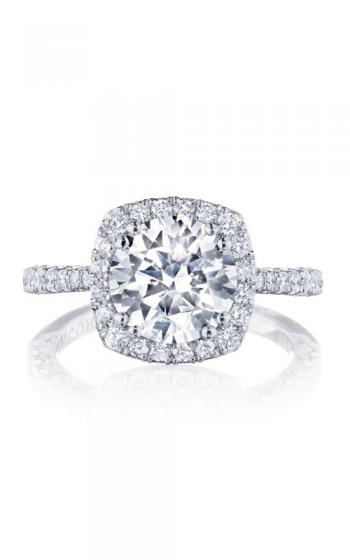 Tacori Petite Crescent Engagement ring HT2571CU85PK product image