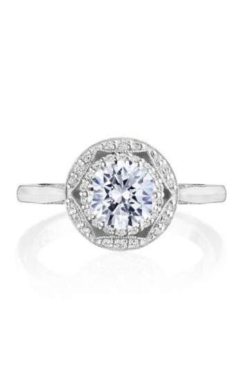 Tacori Crescent Chandelier Engagement ring HT2563RD65W product image