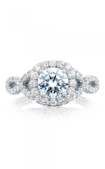 Tacori Petite Crescent Engagement ring HT2549CU65W product image