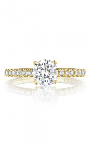 Tacori Petite Crescent Engagement ring HT2545RD65W product image