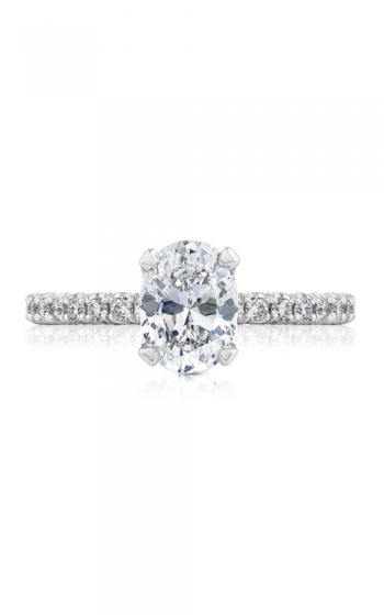 Tacori Petite Crescent Engagement ring HT2545OV85X65W product image