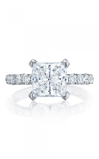 Tacori Petite Crescent Engagement ring HT254525PR75W product image