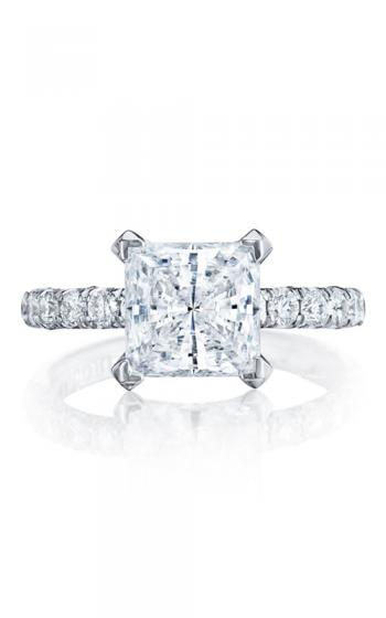 Tacori Petite Crescent Engagement ring HT254525PR75Y product image