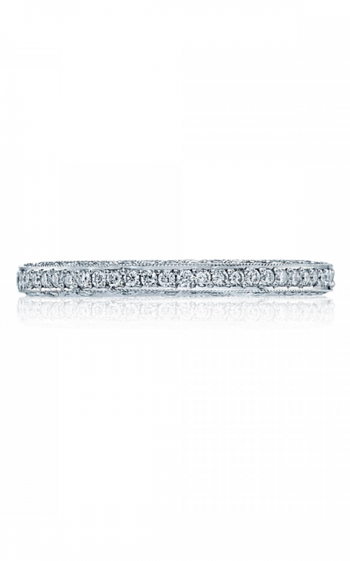 Tacori Classic Crescent Wedding band HT2257D product image
