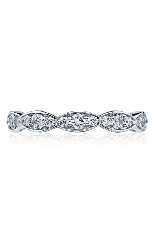 Tacori Wedding band Sculpted Crescent 46-3ET product image