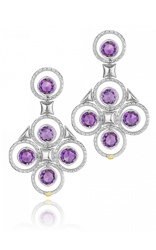 Tacori Lilac Blossoms Earrings SE15201 product image