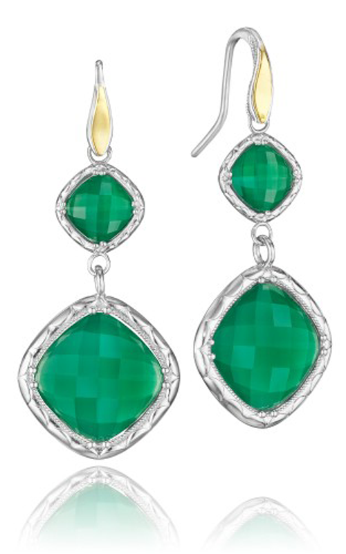 Tacori Crescent Embrace Earrings SE118Y27 product image