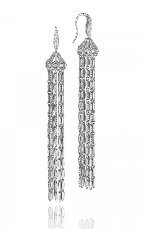 Tacori Vault Earrings FE010 product image