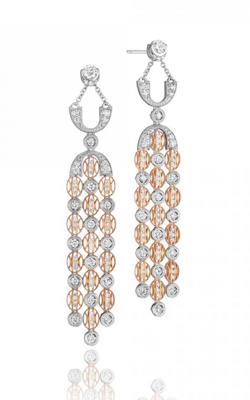 Tacori Vault Earrings FE012 product image