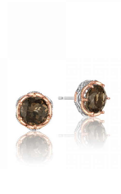 Tacori Crescent Crown Earrings SE105P17 product image