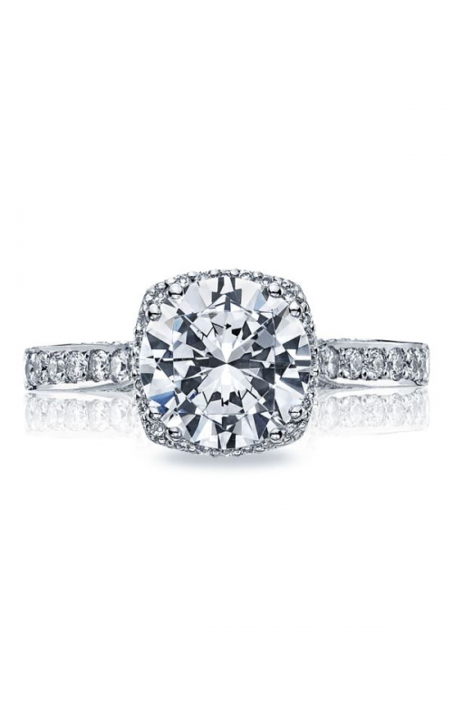 Tacori Dantela Engagement ring 2620RDLGPPK product image