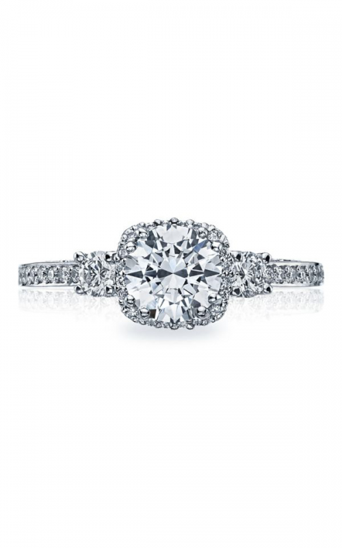 Tacori Dantela Engagement ring 2623RDSMPPK product image