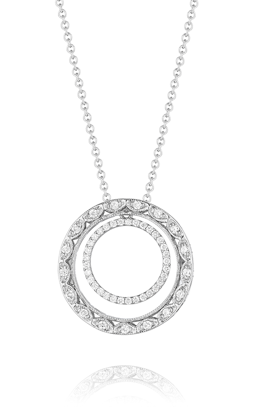 Tacori Classic Crescent Necklace FP580 product image