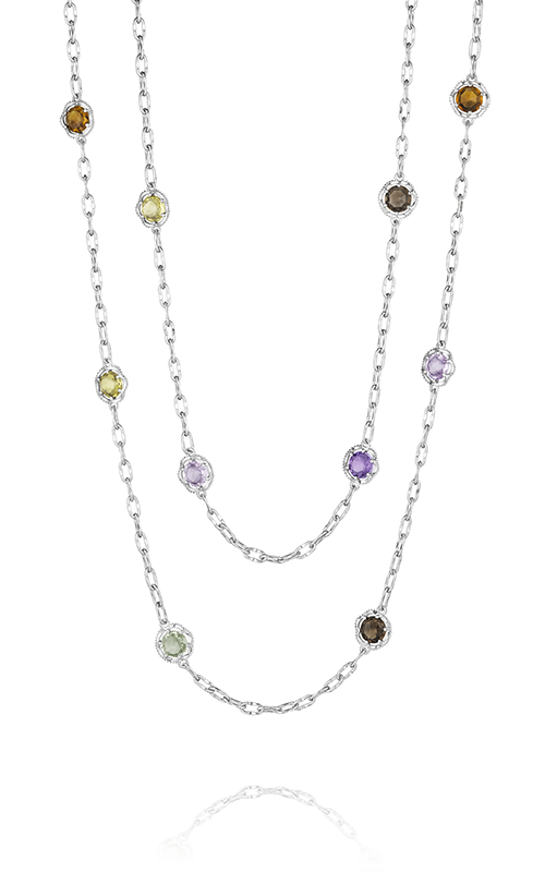 Tacori Crescent Crown Necklace SN108 product image