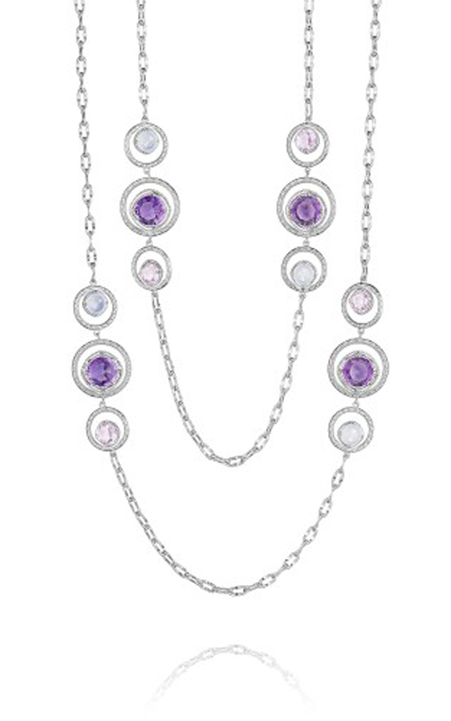 Tacori Lilac Blossoms Necklace SN149130126 product image
